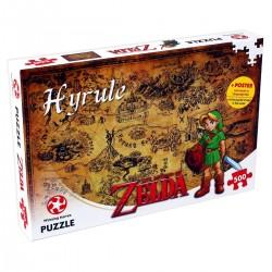 Puzzle Zelda Hyrule Field...
