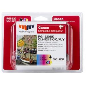 PGI-520 & CLI-521 Value...