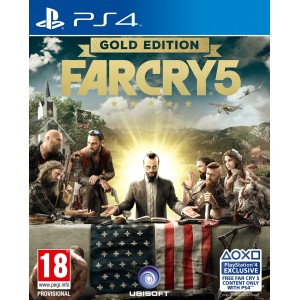 Far Cry 5 - Gold Edition...