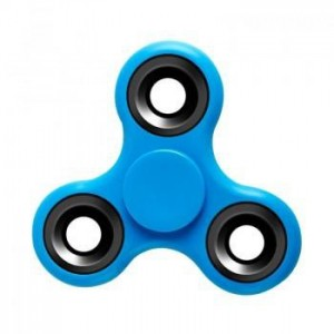 Fidget Spinner Blue